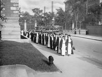 Barnard College Class of 1912 Procession