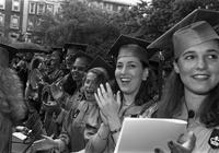 Barnard College Commencement, 1993