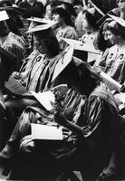 Barnard College Commencement, 1979