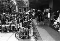 Barnard College Commencement, 1982