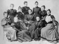 Barnard College Class of 1895 Portrait