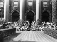 Barnard College Class of 1952-1951 Portrait