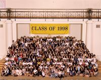 Barnard College Class of 1998 Portrait