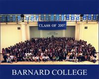 Barnard College Class of 2007 Portrait