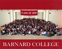 Barnard College Class of 2008 Portrait