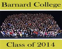 Barnard College Class of 2014 Portrait