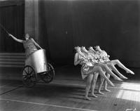 Greek Games Chariot, 1931