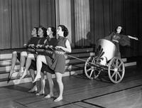 Greek Games Chariot, 1938