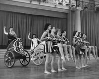 Greek Games Chariot, 1952