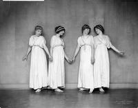 Greek Games Choreographers, 1914