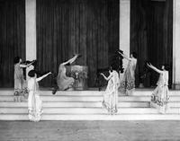 Greek Games, 1922