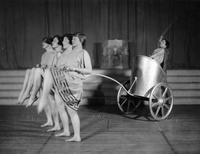 Greek Games Chariot, 1926