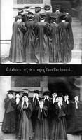 Mortarboard editors, 1909