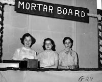 Barnard College Mortarboard Business Staff, 1954