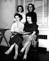 Barnard College Mortarboard Associate Editors, 1954