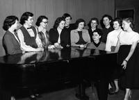 Barnard College Glee Club, circa 1951