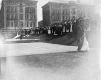 Barnard College Field Day, 1905