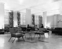 James Room, Barnard Hall, 1954