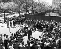 119th Street Closing Ceremony, 1952