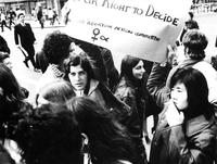 Barnard Abortion Action Committee, 1976