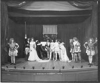 Ye Taming of Ye Shrew performance, 1905