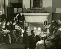 Quad Lounge, circa early 1940s