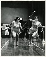 Greek Games torch, 1960