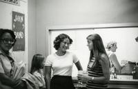 New student orientation, 1970