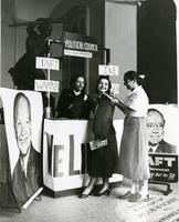 Straw Vote, April, 1952