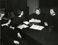 Student government, circa 1950s