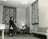 Opening of Milbank Lounge, 1954