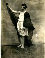 Greek Games costume, 1924