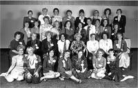 Class of 1960 at reunion, 1990